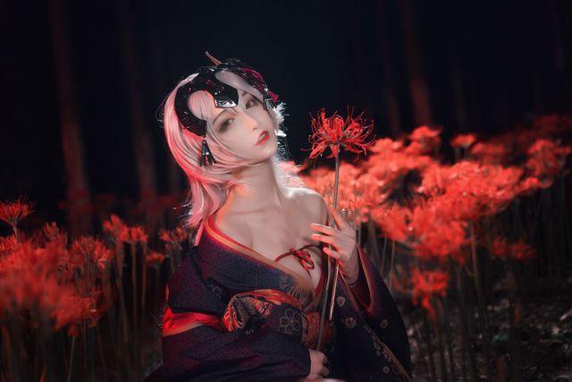 Mãn nhãn ngắm mỹ nhân Fate/Grand Order diện trang phục khoe vòng 1 hờ hững Photo-1-16136276616301574804967