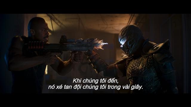 Phát sốt với phim chuyển thể game Mortal Kombat: Kỹ xảo chất lừ, âm nhạc đỉnh cao, cận chiến mãn nhãn - Ảnh 12.