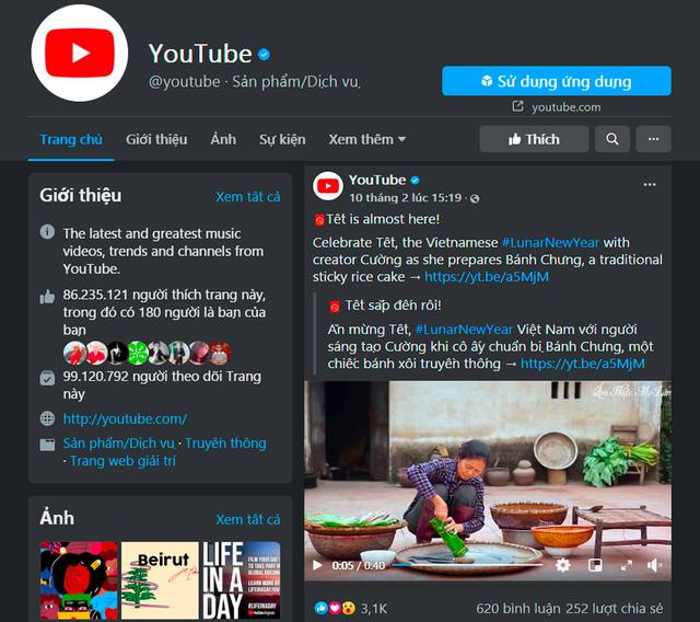 """Ẩm Thực Mẹ Làm được Fanpage YouTube """"lì xì năm mới: Video gói bánh chưng được lên hẳn trang chủ! - Ảnh 2."""
