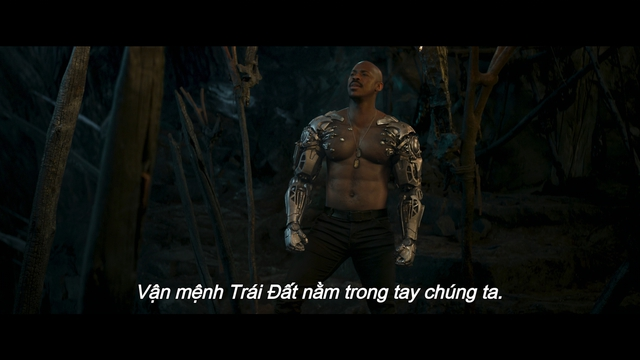 Phát sốt với phim chuyển thể game Mortal Kombat: Kỹ xảo chất lừ, âm nhạc đỉnh cao, cận chiến mãn nhãn - Ảnh 19.