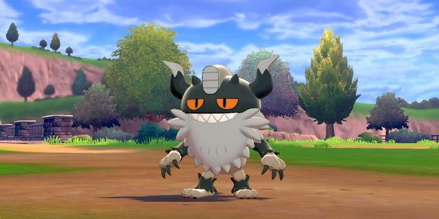Loạt Pokemon có cái tên chơi chữ thú vị nhất trong game - Ảnh 1.