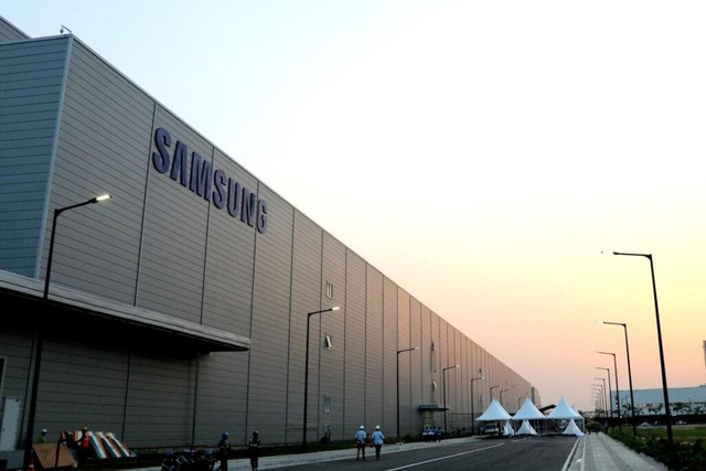 2 Samsung factories suspend operations because ... lack of electricity, RAM and SSD risk of price increase - Photo 2.