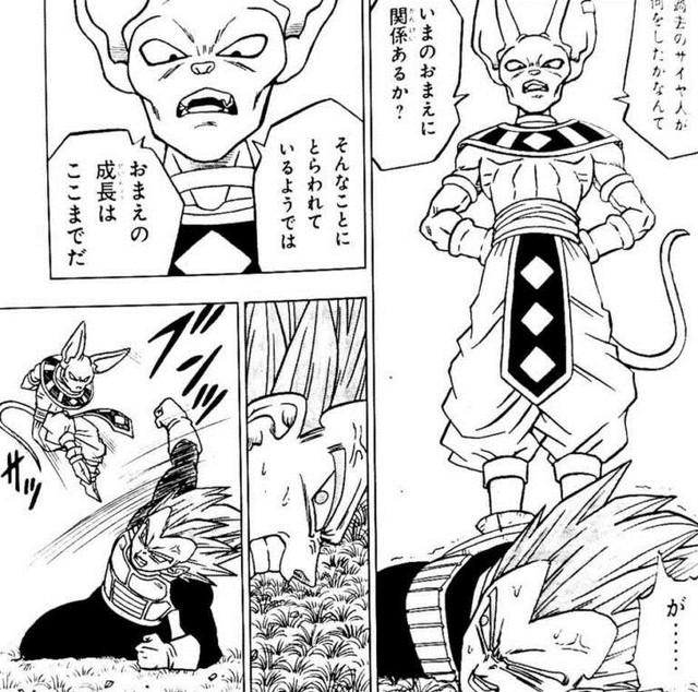 Spoil Dragon Ball Super chap 69: Beerus đào tạo cho Vegeta và quá khứ người Saiyan dần được hé mở thêm - Ảnh 4.