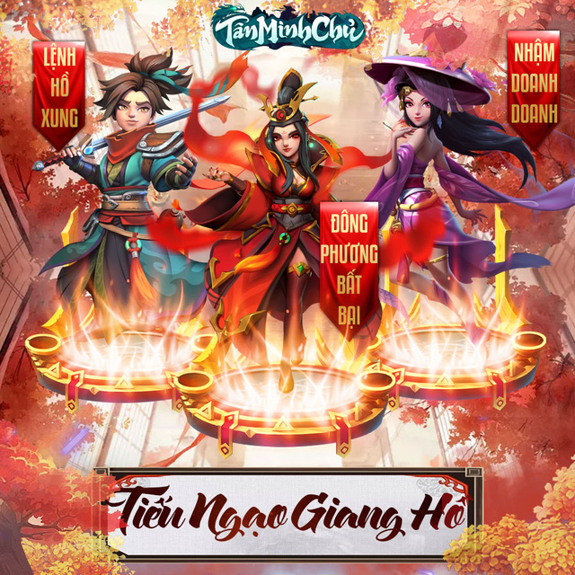 FREE bộ ba Thiên Long, quay x10 thoải mái: 5 lý do không thể bỏ lỡ Tân Minh Chủ - Siêu phẩm Kim Dung 2021 ra mắt ngày mai 3/2 - Ảnh 5.