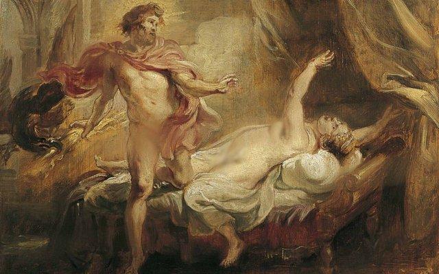 Những vụ đánh ghen độc nhất vô nhị của Hera mỗi khi Zeus ngoại tình trong Thần thoại Hy Lạp - Ảnh 5.