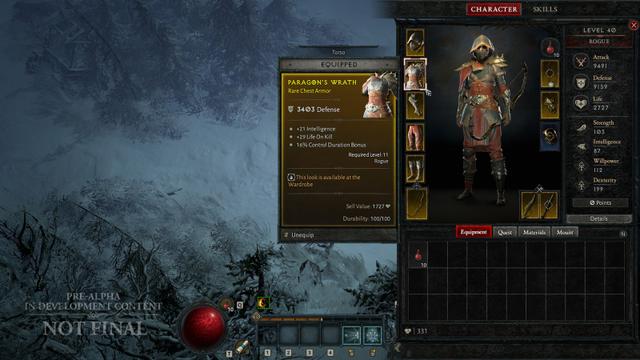 [Chính thức] Diablo IV hé lộ lớp nhân vật mới - Rogue - Ảnh 1.