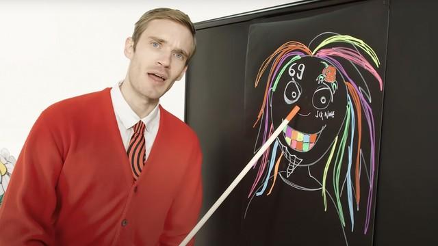 PewDiePie rap diss hướng tới đối thủ mới, bất ngờ bị YouTube xóa bỏ ngay khi vừa cán mốc 10 triệu view - Ảnh 1.
