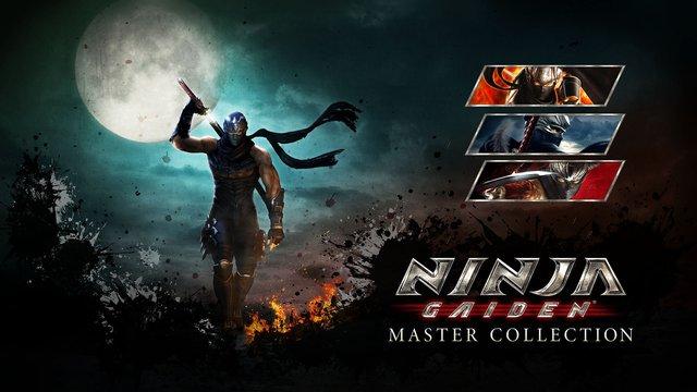 Set of 3 games Ninja Gaiden landed on PC - Photo 1.