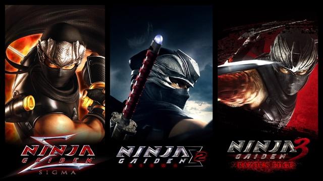 Set of 3 games Ninja Gaiden landed on PC - Photo 2.