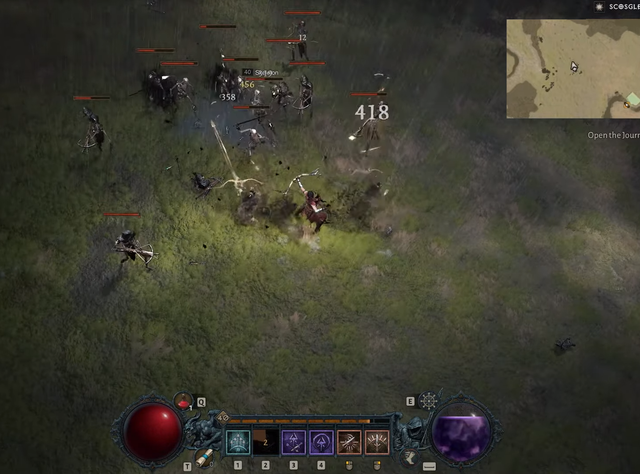 10 minutes of gameplay, Rogue, the omnipotent assassin of Diablo IV - Photo 1.