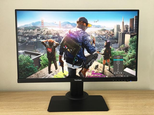 ViewSonic XG2705-2K: Màn hình gaming 2K xịn xò, 144Hz... cân hết nhu cầu giải trí của anh em game thủ - Ảnh 5.