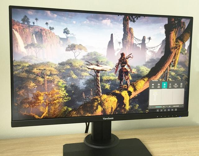 ViewSonic XG2705-2K: Màn hình gaming 2K xịn xò, 144Hz... cân hết nhu cầu giải trí của anh em game thủ - Ảnh 2.