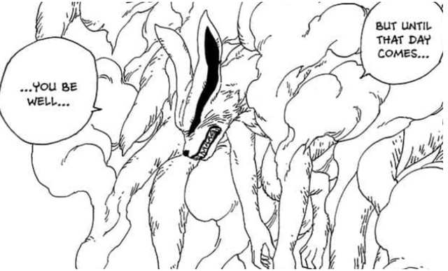 Boruto: Cửu Vĩ đã nói dối Naruto, hóa ra Baryon Mode được đổi bằng mạng sống của Kurama - Ảnh 3.