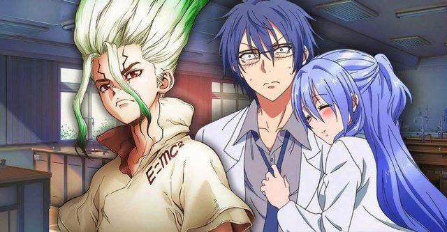 Science Fell in Love: Bộ manga não to đình đám mới nổi, đối thủ chính của Dr. Stone? - Ảnh 1.