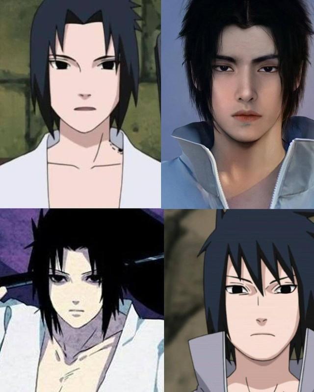 Các nhân vật anime/manga khi được vẽ lại theo phong cách tả thực Photo-1-1613918837647226443053