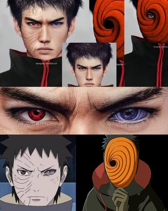 Các nhân vật anime/manga khi được vẽ lại theo phong cách tả thực Photo-1-1613918851803809961358