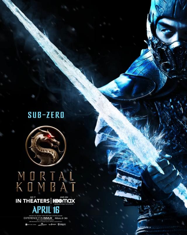 Bom tấn Mortal Kombat tung loạt poster cực chất, fan dòng game đối kháng phấn khích với những gương mặt xịn sò hơn cả phiên bản gốc - Ảnh 4.