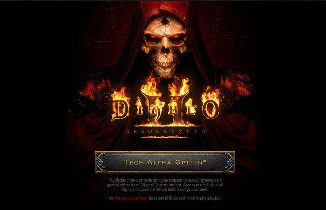 Hướng dẫn đăng ký tham gia chơi sớm Diablo 2 Remastered - Ảnh 2.