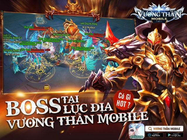 """Vương Thần Mobile: Bữa tiệc săn rồng - diệt quỷ, đậm chất """"high-fantasy"""" chất lượng giữa rừng game lai căng - Ảnh 11."""