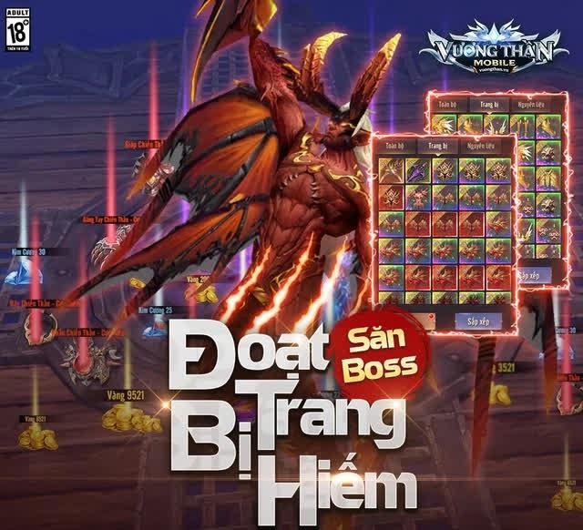 """Vương Thần Mobile: Bữa tiệc săn rồng - diệt quỷ, đậm chất """"high-fantasy"""" chất lượng giữa rừng game lai căng - Ảnh 8."""