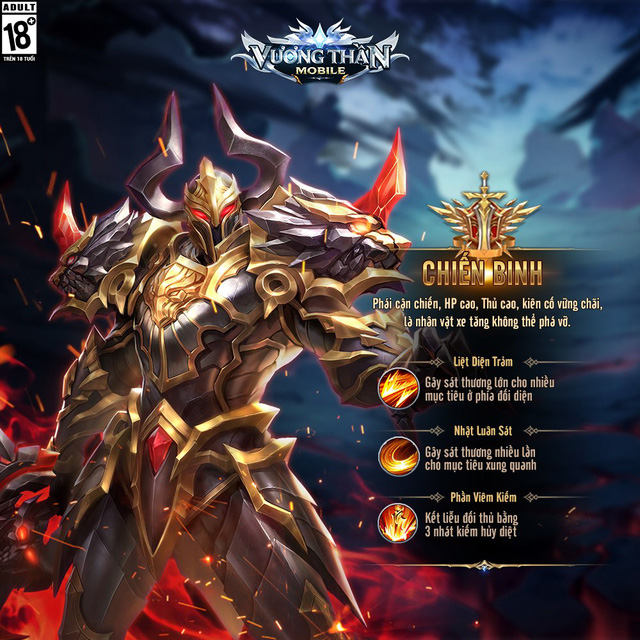 """Vương Thần Mobile: Bữa tiệc săn rồng - diệt quỷ, đậm chất """"high-fantasy"""" chất lượng giữa rừng game lai căng - Ảnh 9."""