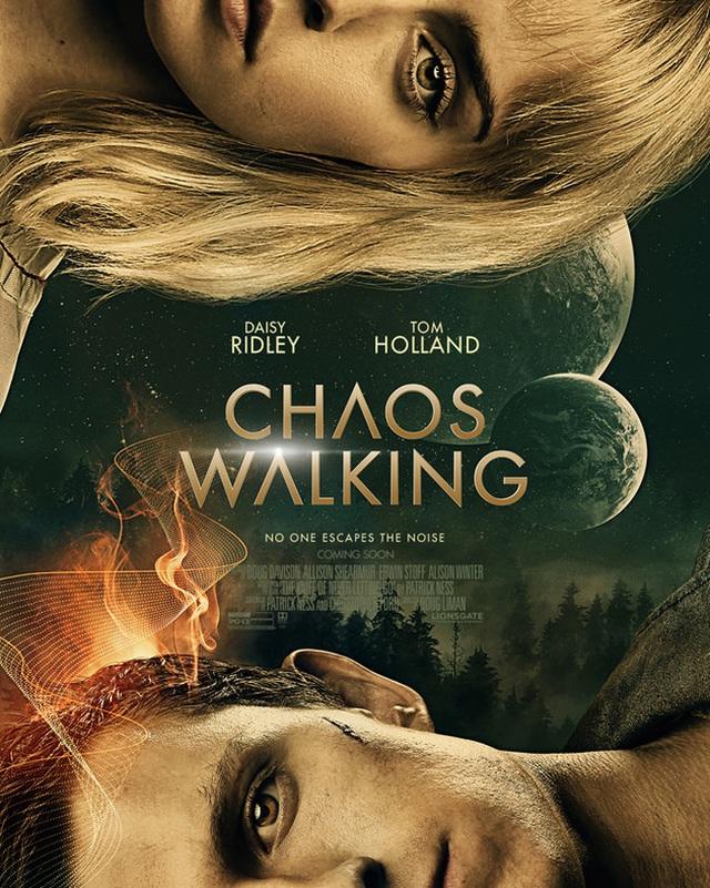 Nhện nhọ Tom Holland hoảng loạn trong thế giới không đàn bà trong bom tấn hành động Chaos Walking - Ảnh 1.