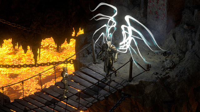 Diablo 2 revived, gamers brothers rejoice because the configuration to play at super-light level - Photo 3.