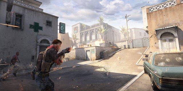 Cận cảnh đồ họa và gameplay của CS:GO Mobile, giống từ cách mua súng cho tới delay đều y xì đúc hàng thật - Ảnh 1.