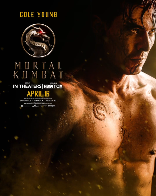 Bom tấn Mortal Kombat tung loạt poster cực chất, fan dòng game đối kháng phấn khích với những gương mặt xịn sò hơn cả phiên bản gốc - Ảnh 13.