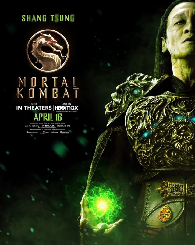 Bom tấn Mortal Kombat tung loạt poster cực chất, fan dòng game đối kháng phấn khích với những gương mặt xịn sò hơn cả phiên bản gốc - Ảnh 5.