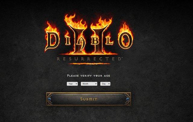 Hướng dẫn đăng ký tham gia chơi sớm Diablo 2 Remastered - Ảnh 3.