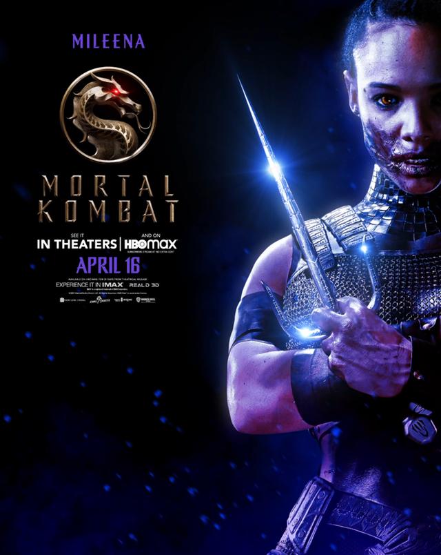 Bom tấn Mortal Kombat tung loạt poster cực chất, fan dòng game đối kháng phấn khích với những gương mặt xịn sò hơn cả phiên bản gốc - Ảnh 6.
