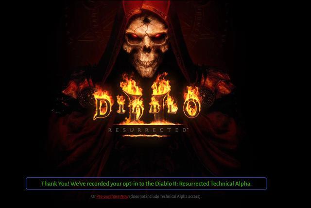 Hướng dẫn đăng ký tham gia chơi sớm Diablo 2 Remastered - Ảnh 4.