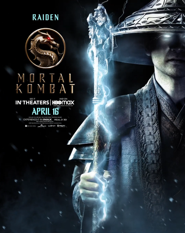 Bom tấn Mortal Kombat tung loạt poster cực chất, fan dòng game đối kháng phấn khích với những gương mặt xịn sò hơn cả phiên bản gốc - Ảnh 8.