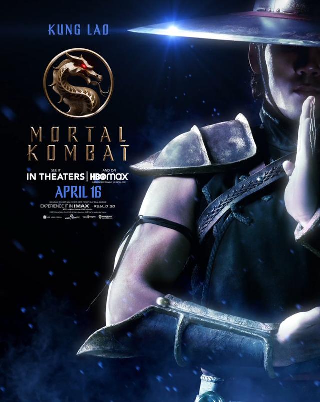 Bom tấn Mortal Kombat tung loạt poster cực chất, fan dòng game đối kháng phấn khích với những gương mặt xịn sò hơn cả phiên bản gốc - Ảnh 9.