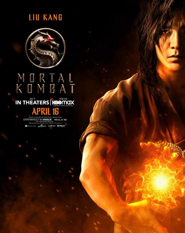 Bom tấn Mortal Kombat tung loạt poster cực chất, fan dòng game đối kháng phấn khích với những gương mặt xịn sò hơn cả phiên bản gốc - Ảnh 10.