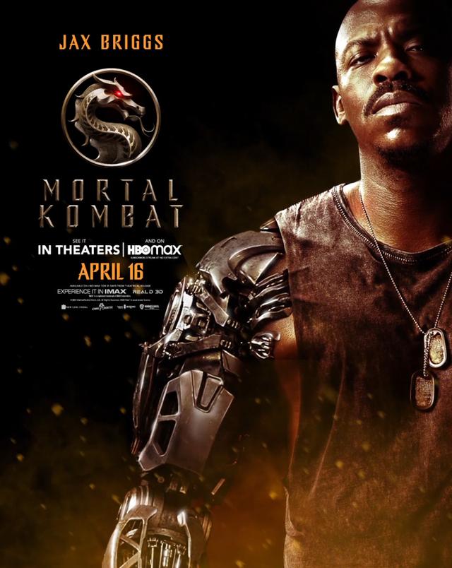 Bom tấn Mortal Kombat tung loạt poster cực chất, fan dòng game đối kháng phấn khích với những gương mặt xịn sò hơn cả phiên bản gốc - Ảnh 11.
