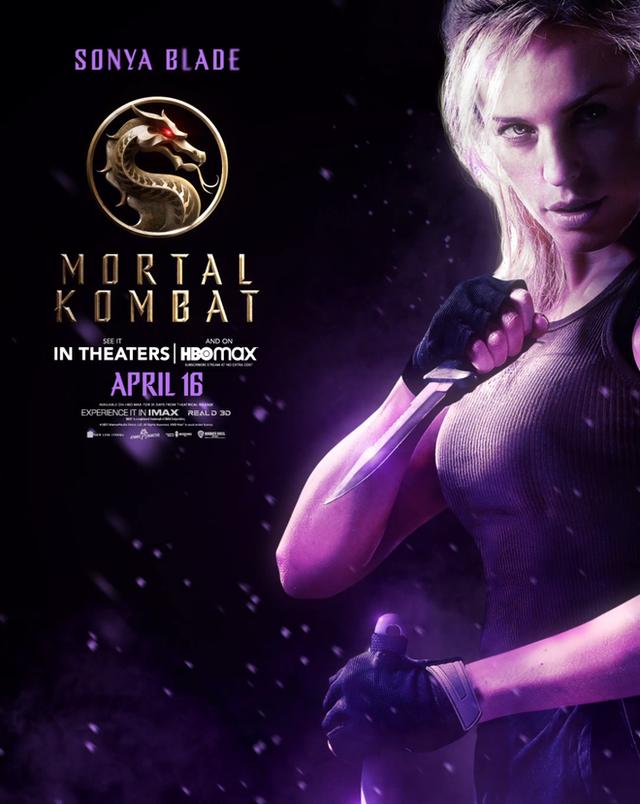 Bom tấn Mortal Kombat tung loạt poster cực chất, fan dòng game đối kháng phấn khích với những gương mặt xịn sò hơn cả phiên bản gốc - Ảnh 12.