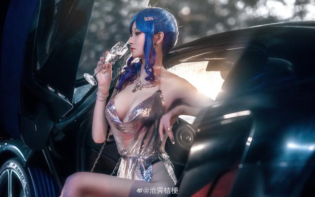 Nữ cosplayer nổi tiếng bị cư dân mạng Trung Quốc tố lấy tiền đại gia rồi ngang nhiên cắm sừng - Ảnh 5.