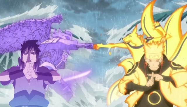 Boruto: Sasuke bị lụi Rinnegan, Naruto mất Cửu Vĩ nghiễm nhiên Sakura trở thành người mạnh nhất team 7 - Ảnh 1.