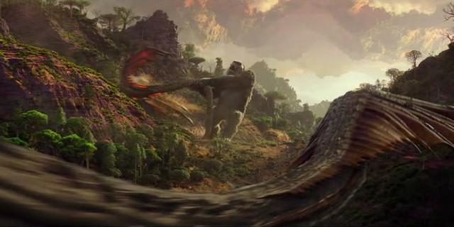 Người ngoài hành tinh xuất hiện và những điều thú vị trong bom tấn Godzilla vs. Kong - Ảnh 6.