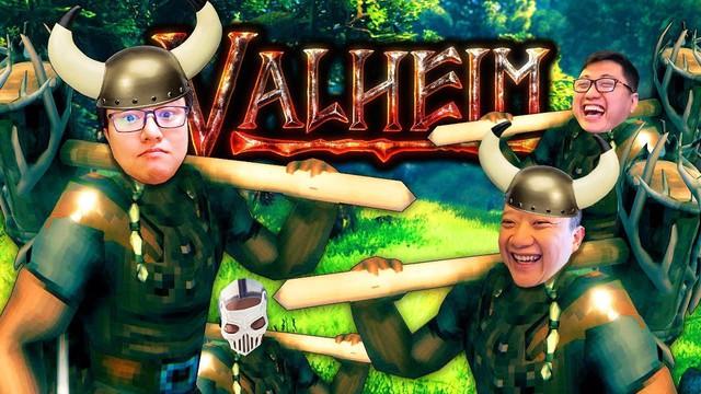 Tựa game sinh tồn Valheim phá kỷ lục người chơi đồng thời trên Steam, trở thành game Hot nhất hiện nay - Ảnh 1.