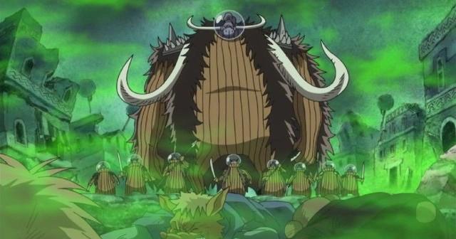 8 thứ vũ khí hủy diệt hàng loạt trong One Piece, có 2 cái tên đã xuất hiện ở arc Wano - Ảnh 3.