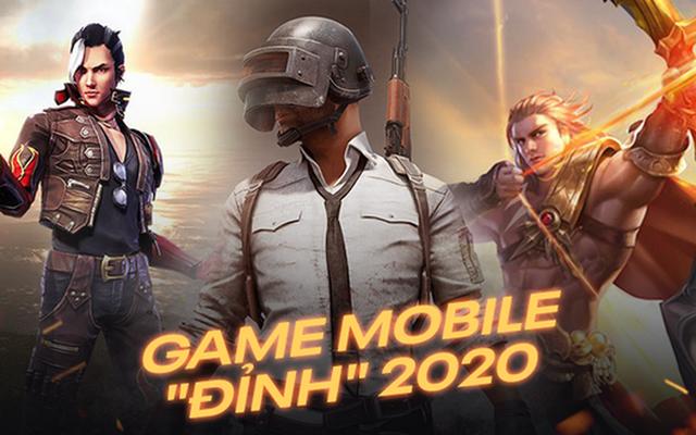 """Những game mobile xuất sắc nhất Việt Nam năm 2020, người chơi chắc chắn sẽ bất ngờ với """"Top 1 server"""" - Ảnh 1."""
