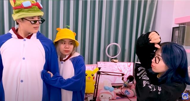 Bị chê rap dở tệ, nữ streamer Free Fire rút kinh nghiệm, chỉ xuất hiện với vai trò đặc biệt trong MV mới - Ảnh 2.