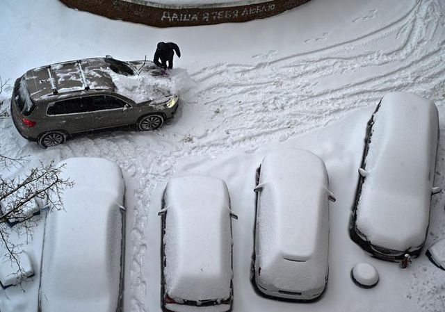 Không thể ra khỏi nhà vì tuyết rơi, người đàn ông nhanh trí tự thú tội sát nhân để cảnh sát đến dọn đường giúp - Ảnh 3.