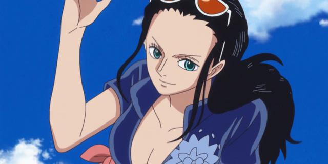 One Piece: Tại sao Black Maria lại nhắm vào Robin, cô ta liệu có thực sự phục vụ cho Kaido? - Ảnh 2.