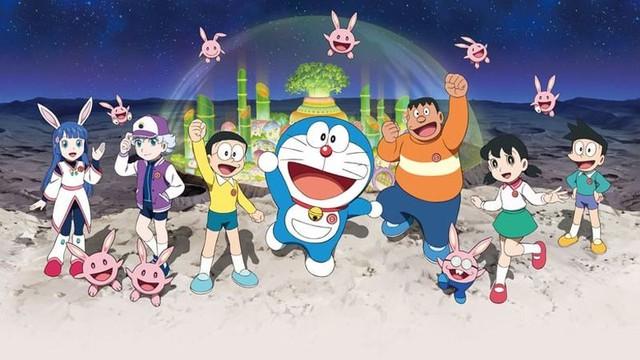 Doraemon và 7 tác phẩm của Fujiko F. Fujio được nhiều thế hệ khán giả Việt Nam yêu thích - Ảnh 1.