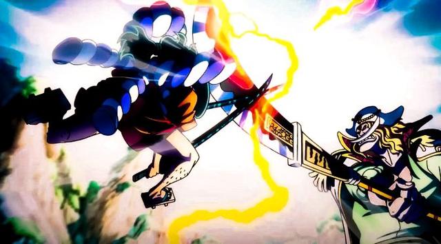 One Piece: Trận chiến giữa Oden và Râu Trắng đã xảy ra trên anime, bùng nổ và vô cùng mãn nhãn - Ảnh 1.