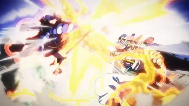 One Piece: Trận chiến giữa Oden và Râu Trắng đã xảy ra trên anime, bùng nổ và vô cùng mãn nhãn - Ảnh 2.